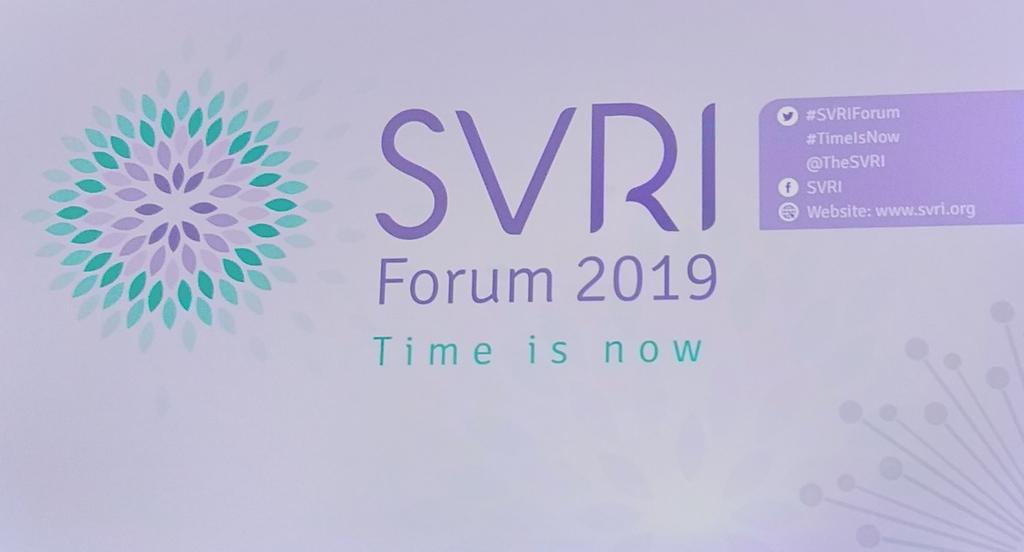 SVRI Forum 2019