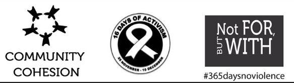 #365daysnoviolence